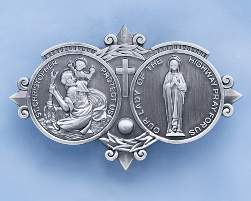 St. Christopher and Our Lady of the Highway - 20514 Image