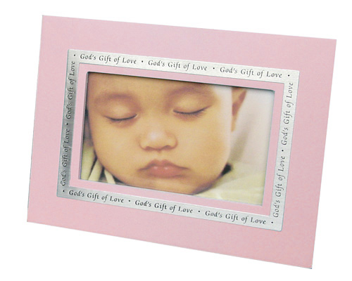 Wood And Metal Photo Frame - 46221 Image