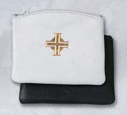 Leather Rosary Case - 7600 Image