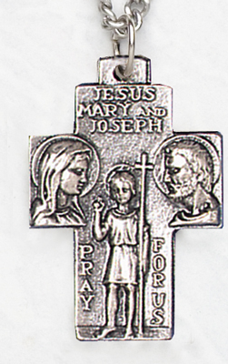 1.25in. St. Christopher Medal - CRO/31 Image