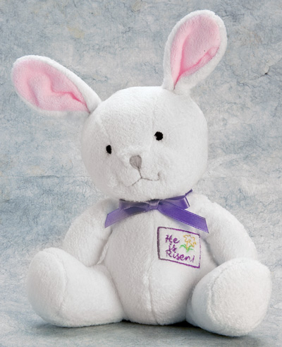 Plush Rabbit - N8345 Image