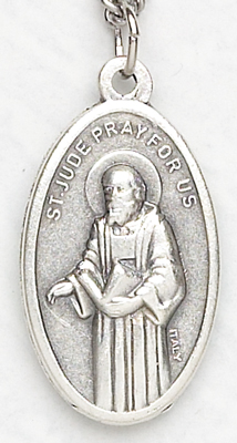 1.25in. St. Jude Medal - ON30/JUD Image