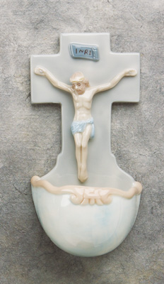 Holy Water Font - 24402 Image