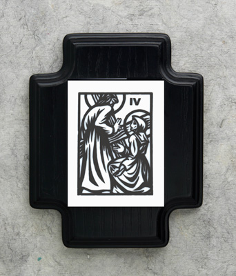 Scrimshaw Station of the Cross - 39204 Image