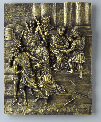 Bronze Stations of the Cross - 39401 Image