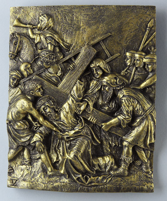 Bronze Stations of the Cross - 39405 Image
