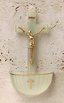 Holy Water Font - 453/GN/LM Image