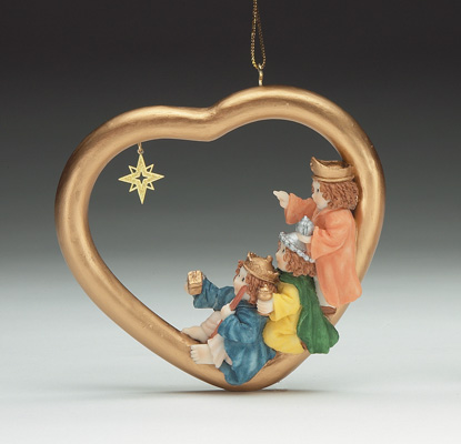 Christmas Ornament - 5325/G Image