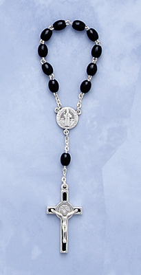 One Decade St. Benedict Rosary - 725/BEN/CP Image