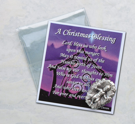 Pewter Infant - 83/XMAS Image