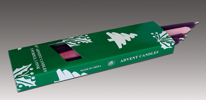 Advent Candles - ADV10 Image