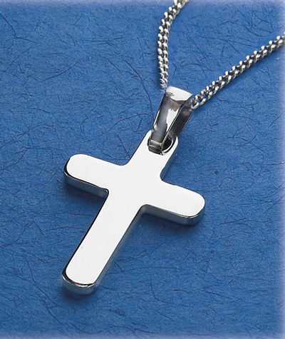 Stainless Steel Pendant - 27002 Image