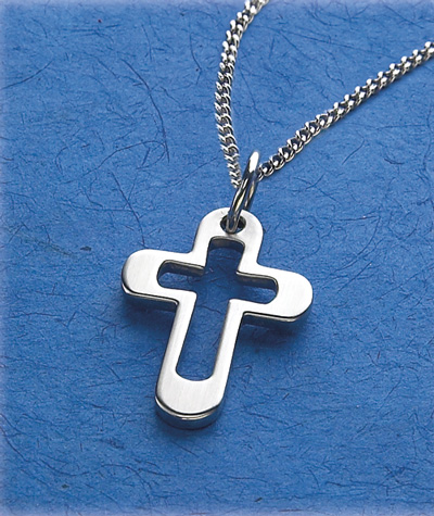 Stainless Steel Pendant - 27014 Image