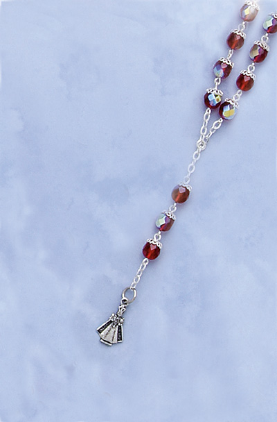 Infant of Prague Chaplet - AB907/CP Image